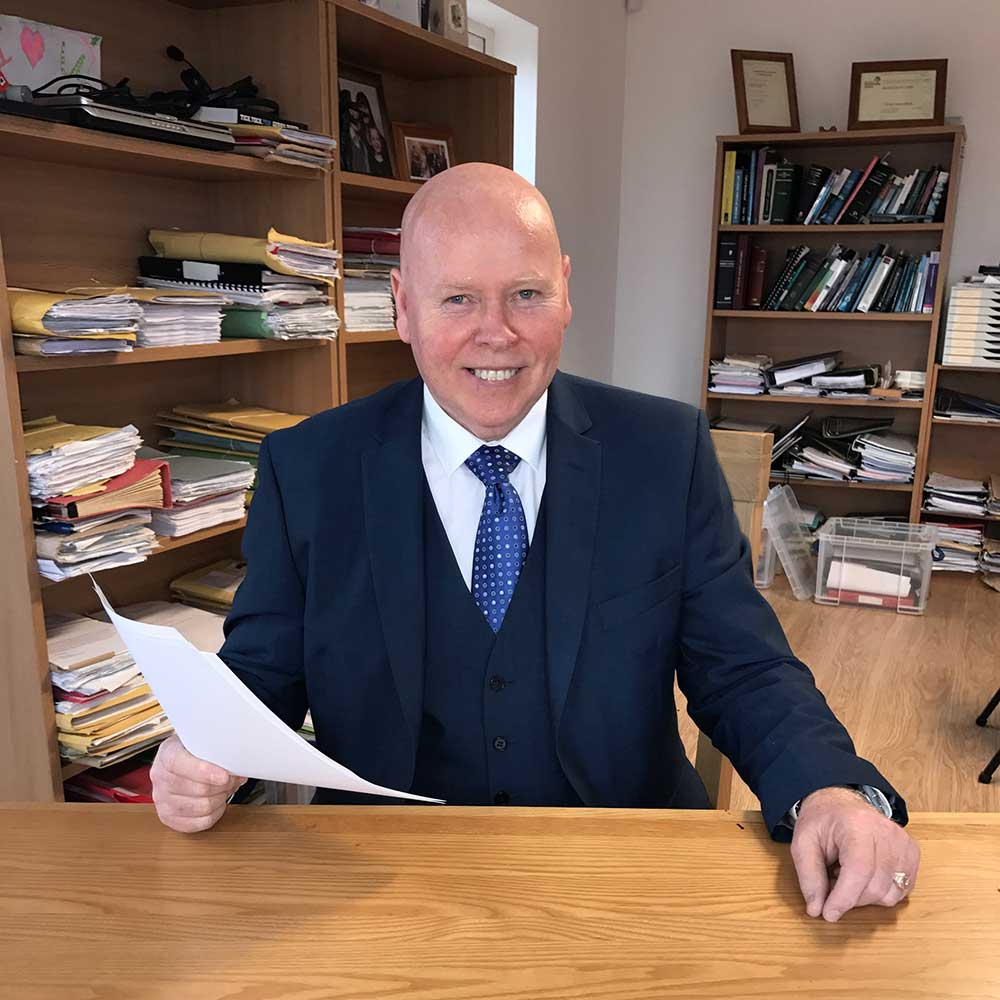 Michael Gillespie Solicitor